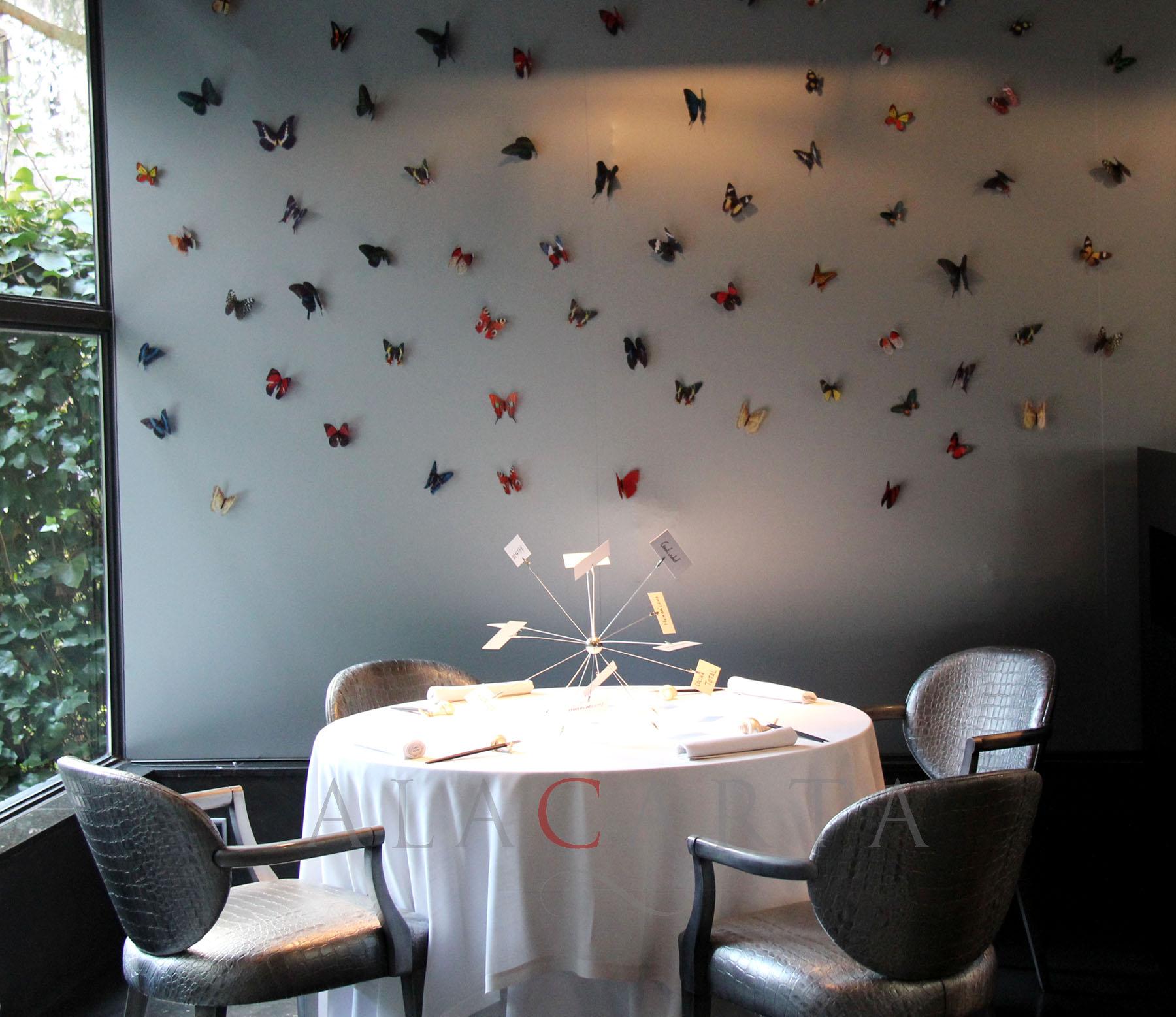 Diverxo Restaurant Madrid