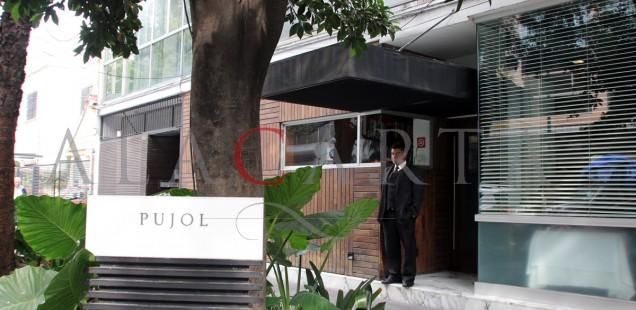 Restaurante Pujol Mexico DF