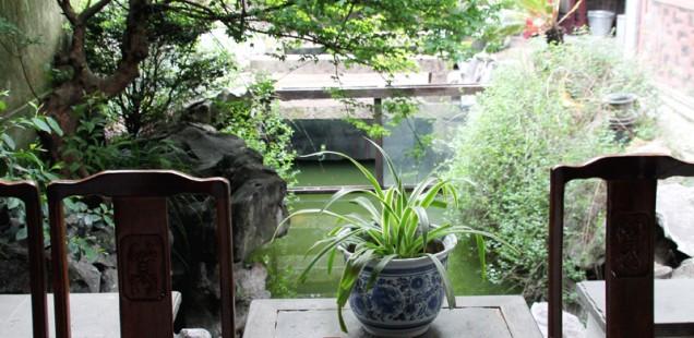 Restaurante chino Suzhou