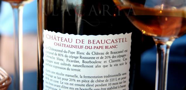 Château de Beaucastel: por qué los mejores vinos del mundo son franceses