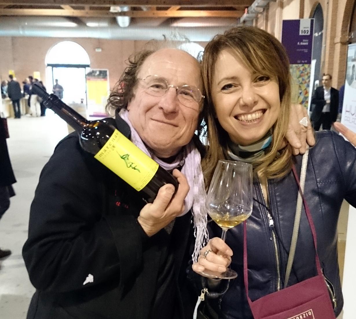 Robinot y Carlotta Viniveri