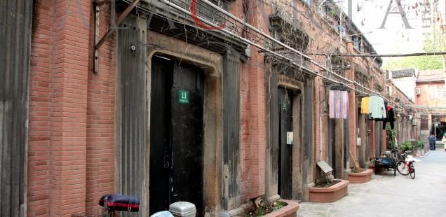 Shanghai Old Shikumen house