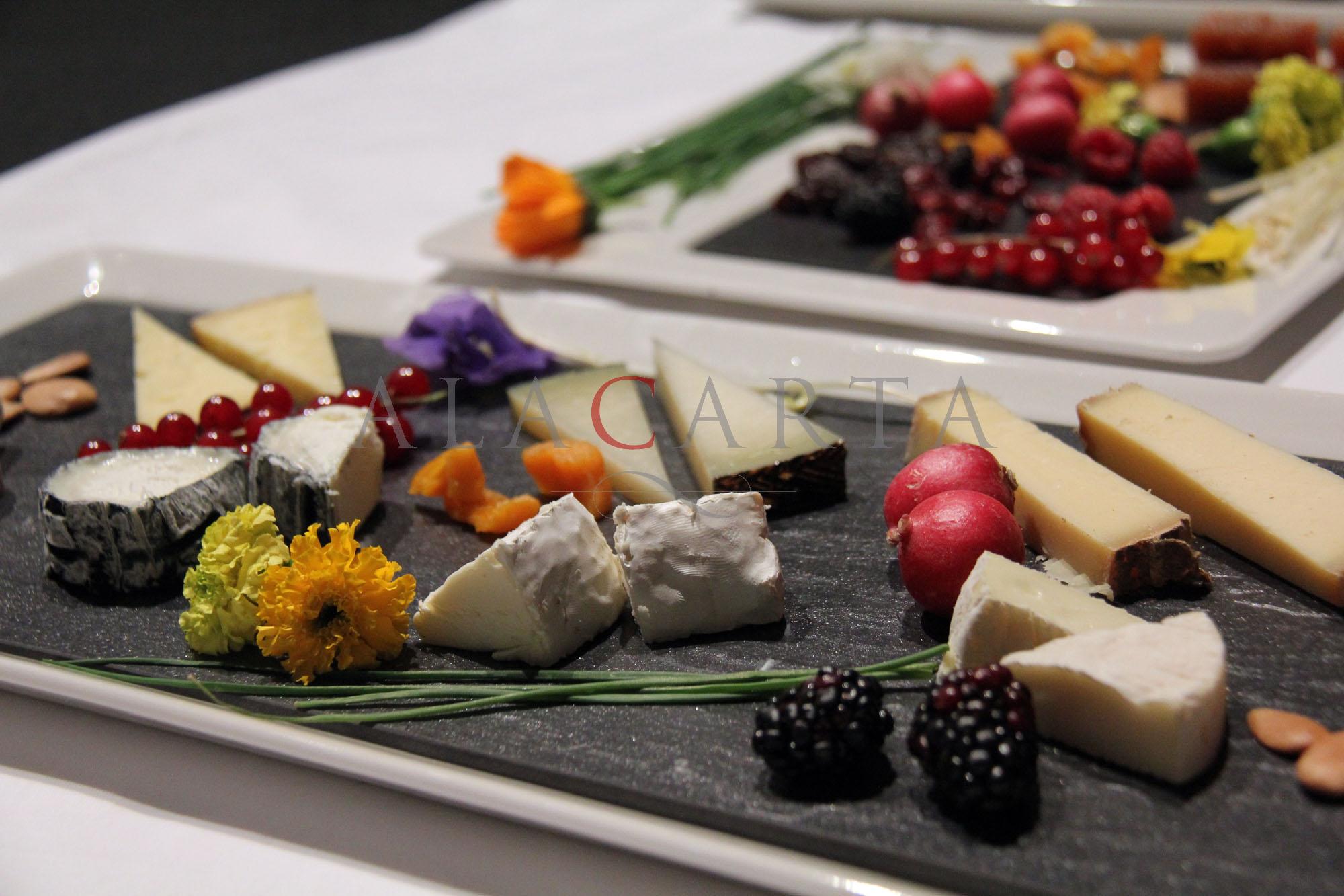 Tabla quesos Poncelet
