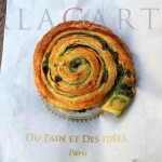 Vasseur Escargot Pistache Paris