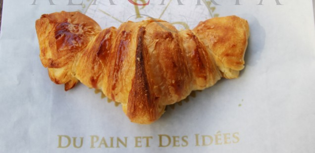 El pan y sus ideas. Christophe Vasseur, Paris