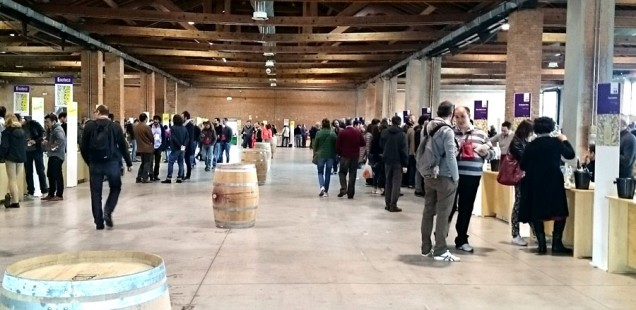 Viniveri 2015 salone vini naturali