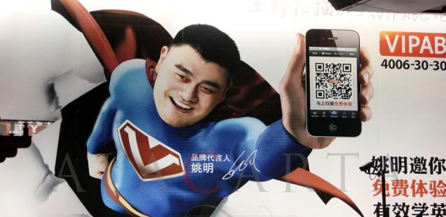 Yao Ming chinese state capitalism