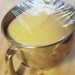 Pandoro fermentando